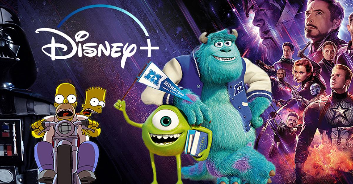 Disney Plus Deutschland Programm