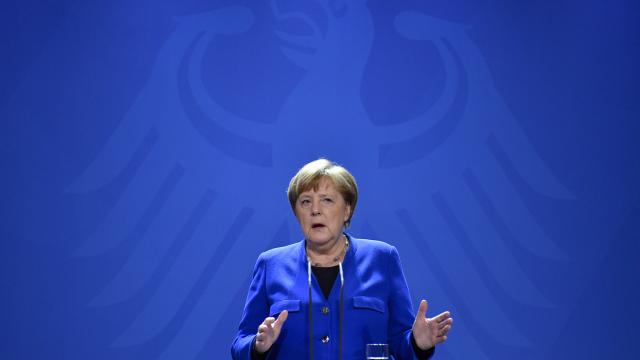 Merkel Pressekonferenz Heute