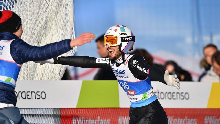 Skispringen Qualifikation Heute